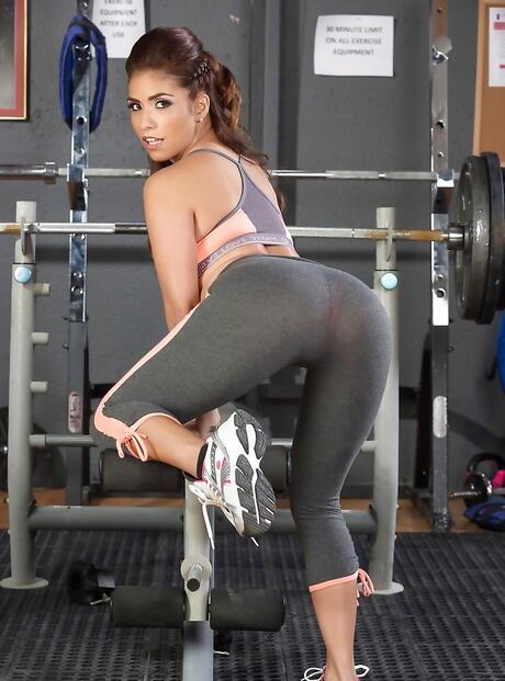 Fitness Latina Girl Photos