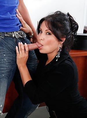 Clothed Latina Photos