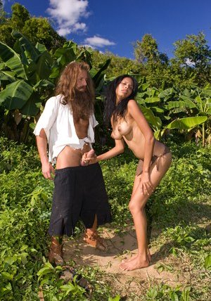 Outdoor Latina Sex Photos
